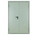 Техническая утепленная дверь CLASSIC